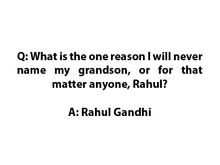 What has Rahul Gandhi Done for Me, India