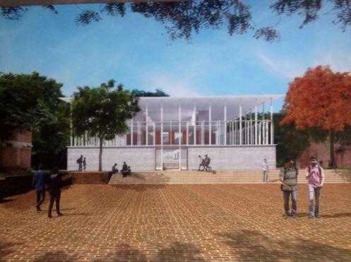 New CEPT Library Rahul Mehrotra