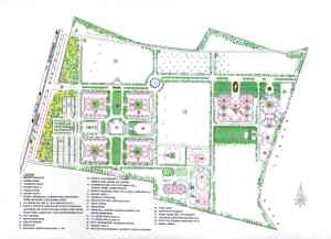 NIRMA UNIVERSITY MAP