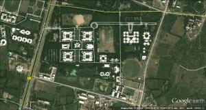 NIRMA UNIVERSITY site plan